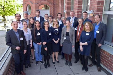 Uni Kiel begrüßt neu berufene Professorinnen und Professoren